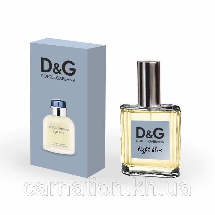 Мужской мини парфюм Dolce&Gabbana Light Blue 35 мл