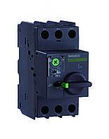 Автоматичний вимикач для захисту двигунів Ex9S32A 0,16 A-0,25 A