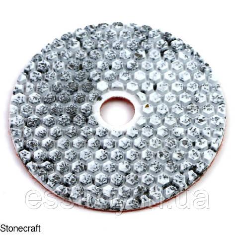 Алмазный металлизированный шлифкруг V № 50 d 100 мм ST3, фото 2