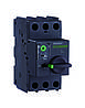 Автоматический выключатель для защиты двигателей Ex9S32A 0,4A-0,63A
