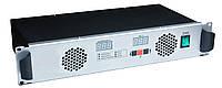 """Зарядное устройство УЗПС 24-40 (12-24В/40А) для гелевых аккумуляторов, в корпусе 19""""2U"""