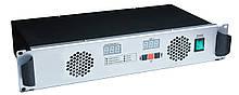 """Зарядное устройство УЗП 24-40 (12-24В/40А) для гелевых аккумуляторов, в корпусе 19""""2U"""