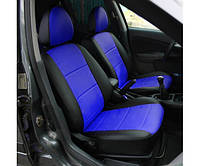 Чехлы кожзам для авто на сидения Део (Daewoo), кожвинил, фото 1
