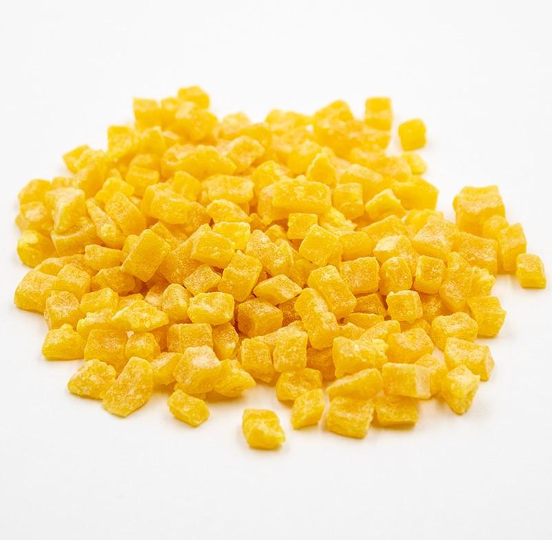 """Желейно-фруктовы шматочки """"Апельсин"""""""