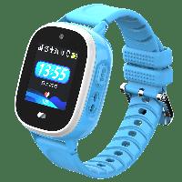 Cмарт-часы детские JETIX DF40 Maximal Edition c защитой от воды IP67 (Blue)