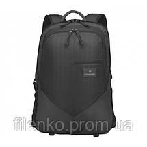 Рюкзак для ноутбука Victorinox Travel ALTMONT 3.0/Black Vt32388001 Викторинокс Чёрный, фото 2