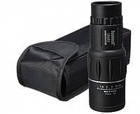 Монокуляр подзорная труба BUSHNELL 16x52 Влагозащищенный Black