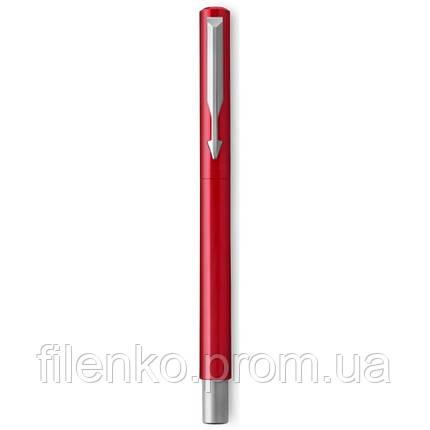 Ручка перьевая Parker VECTOR 17 Red FP F Паркер (05 311), фото 2