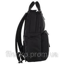 Рюкзак для ноутбука Piquadro BRIEF/Black CA3975BR_N Пиквадро Черный, фото 3
