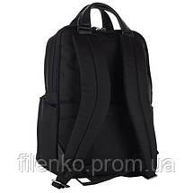 Рюкзак для ноутбука Piquadro BRIEF/Black CA3975BR_N Пиквадро Черный, фото 2