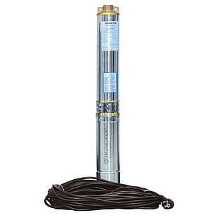 Відцентровий Насос свердловинний 1.1 кВт H 87(66)м Q 100(60)л/хв Ø102мм (кабель 45м) AQUATICA (DONGYIN) (777474), фото 2