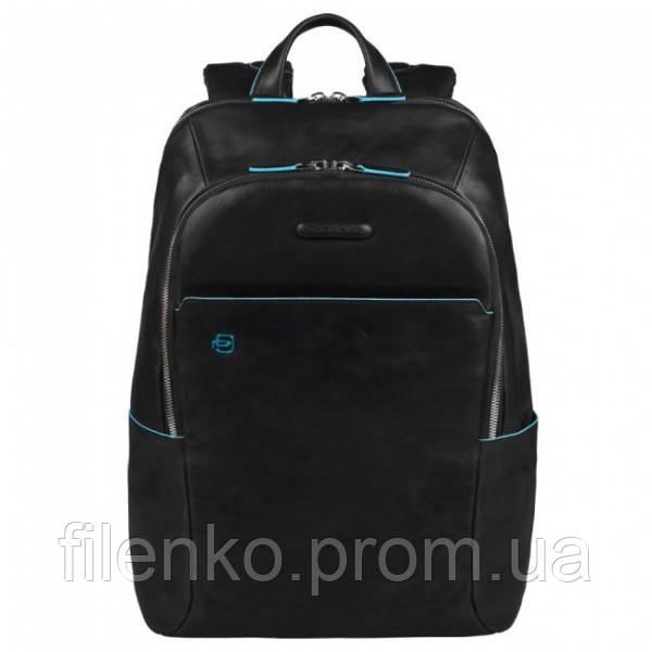 Рюкзак Piquadro с чехлом для ноутбука/iPad/iPad Mini BL SQUARE/Black CA3214B2_N Пиквадро Черный