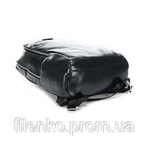 Рюкзак Piquadro с чехлом для ноутбука/iPad/iPad Mini BL SQUARE/Black CA3214B2_N Пиквадро Черный, фото 3