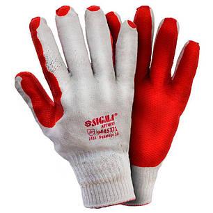 Перчатки стекольщика (манжет) SIGMA (9445371), фото 2