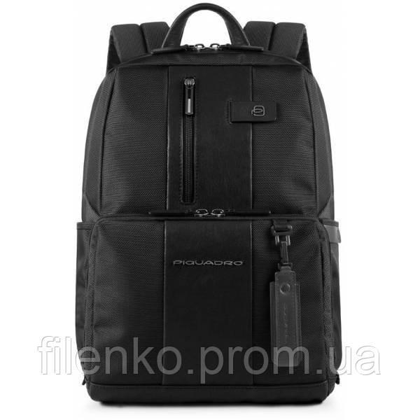 Рюкзак для ноутбука Piquadro BRIEF Bagmotic/Black CA3214BRBM_N Пиквадро Чорний