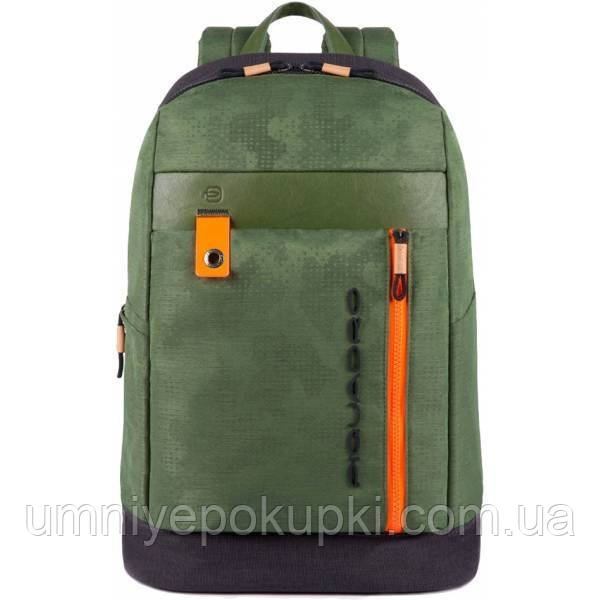Рюкзак для ноутбука Piquadro BLADE/Green CA4545BL_VE Пиквадро Зеленый