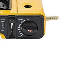 Плита газовая одноконфорочная с пьезоподжигом и адаптером (кейс) SIGMA (2903431), фото 3