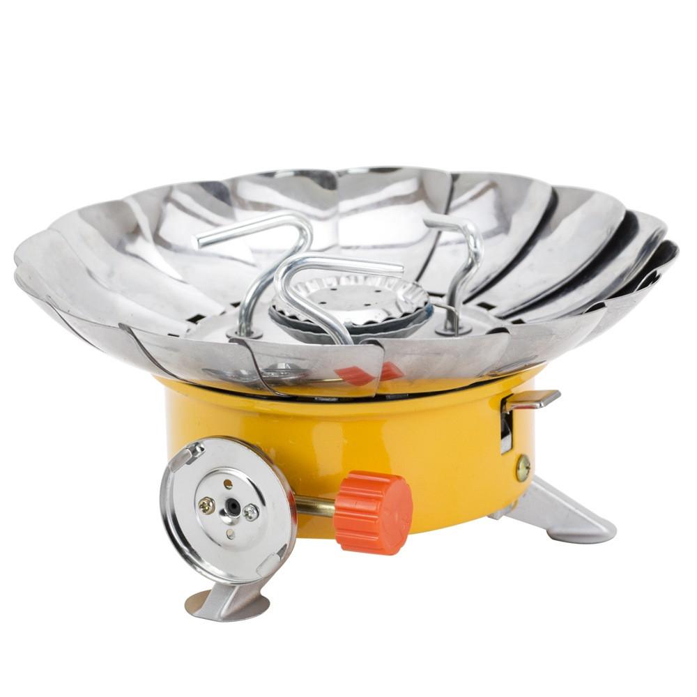 Плита газовая с пьезоподжигом и защитой от ветра SIGMA (2903511)
