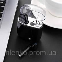 Наушники беспроводные HBQ I7s TWS в кейсе Stereo Black, фото 2