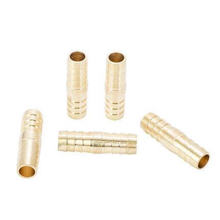 Соединение для шланга 12мм (латунь) Sigma (7023851), фото 2