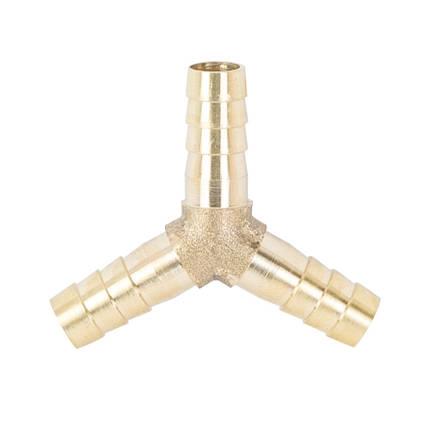 Соединение для шланга Y 6мм (латунь) Sigma (7024021), фото 2