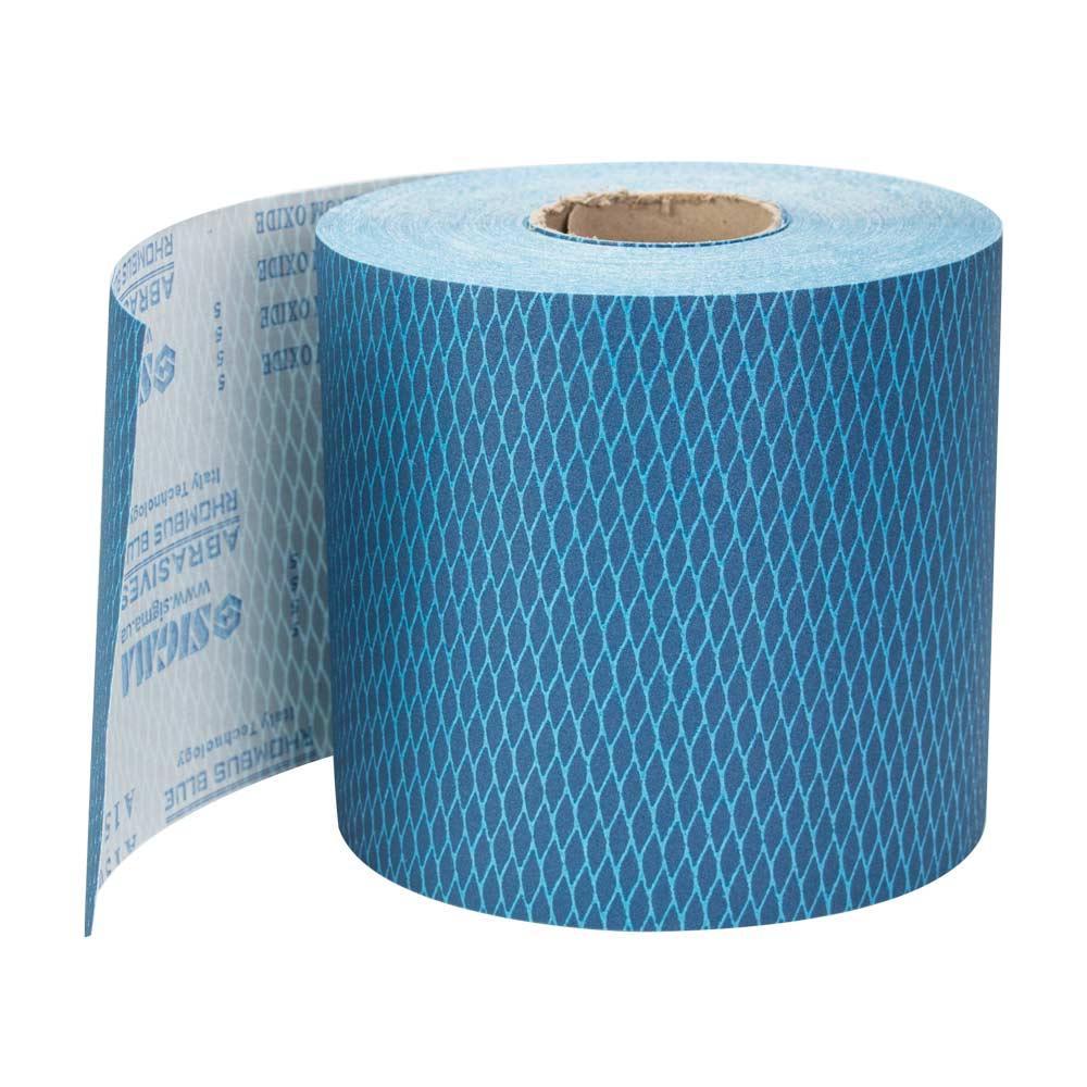 Шліфувальна шкурка (ромб) тканинна рулон 200ммх50м P150 Sigma (9111281)