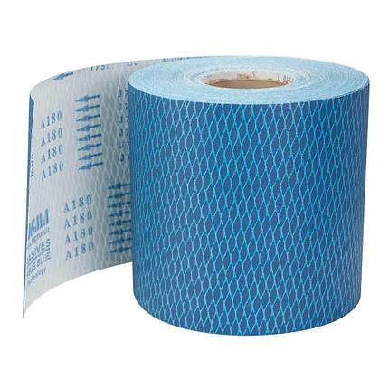Шлифовальная шкурка (ромб) тканевая рулон 200мм×50м P180 SIGMA (9111291), фото 2