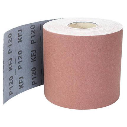 Шлифовальная шкурка тканевая рулон 200мм×50м P120 SIGMA (9112671), фото 2