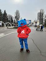 Ростовой промо костюм Медведь. Ростовая игрушка Медведь.