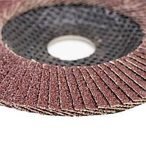 Круг пелюстковий торцевій Т29 (конічний) Ø125мм P36 Sigma (9172611), фото 3