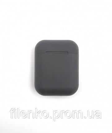 Наушники беспроводные HBQ I9s TWS черные Premium double V 5.0 + EDR, фото 2
