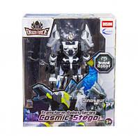 "Робот-трансформер ""Dragon force"" (белый) W6688-5/2/3/4"