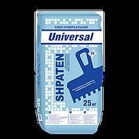 SHPATEN UNIVERSAL /25кг Клей універса(армув. ПСБ і мін. Вати)