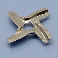 Нож для мясорубки Aurora с шестигранным отверстием, фото 1