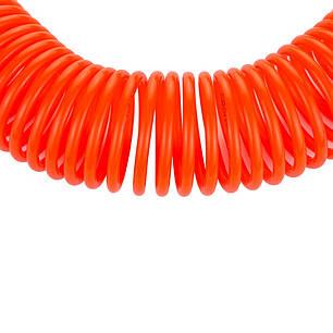 Шланг спиральный полиэтиленовый (PЕ) 20м 5.5×8мм GRAD (7011345), фото 2
