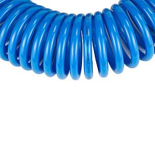 Шланг спиральный полиуретановый (PU) 10м 6.5×10мм SIGMA (7012121), фото 2