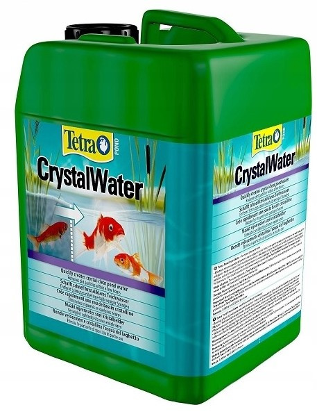 Препарат TetraPond Water Crystal 3000 ml