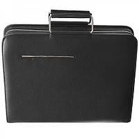 Портфель Piquadro Modus для ноутбука 15 дюймов с блокнотом А4 Чёрный