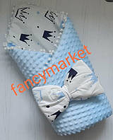 Конверт-одеяло с бубонами