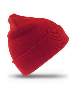 Шапка зимняя  RCRE Красный