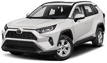 Фаркопы на Toyota RAV-4 (c 2019--)