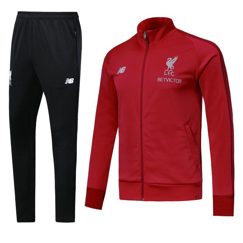 Тренировочный костюм FC Ливерпуль New Balance 2019/20