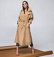 Модный тренч женский, фото 1