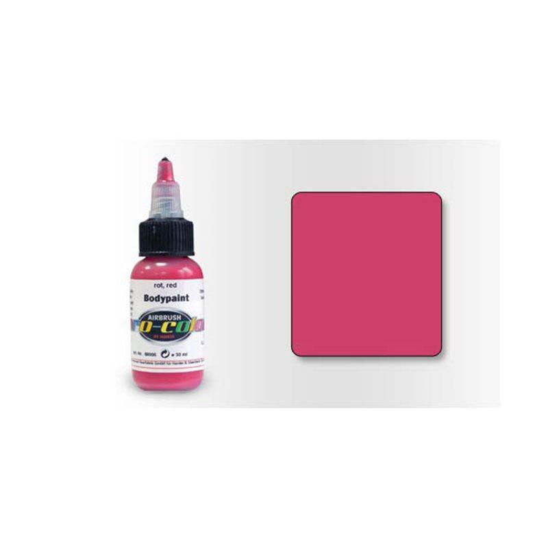 Аквагрим Pro-color red, 30мл