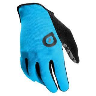 Перчатки 661 REV GLOVE CYAN длинный палец S(8) 2012