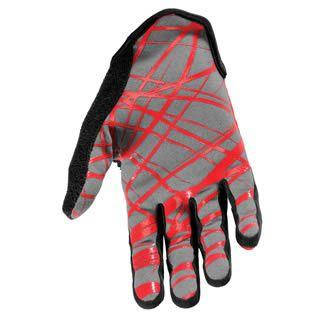 Перчатки 661 REV GLOVE CYAN длинный палец S(8) 2012, фото 2