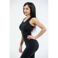 Майка Mey black fitness XL