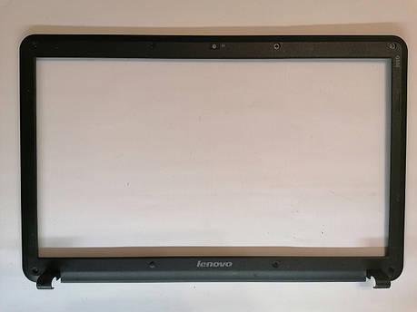 Б/У корпус рамка матрицы для LENOVO G550 (AP07W0006001), фото 2