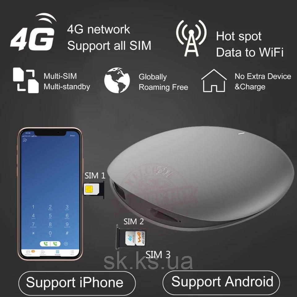 4G Simbox sertec router ikos на 2 sim
