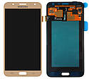 Дисплей Samsung Galaxy J7 SM-J700H Original 100% (Service Pack) Gold, фото 2